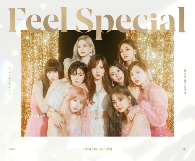 TWICEのfeel special